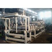 SMC复合材料机组(涂胶机),厂家鼎硕液压机械